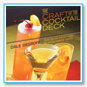 Craft of the Cocktail deck